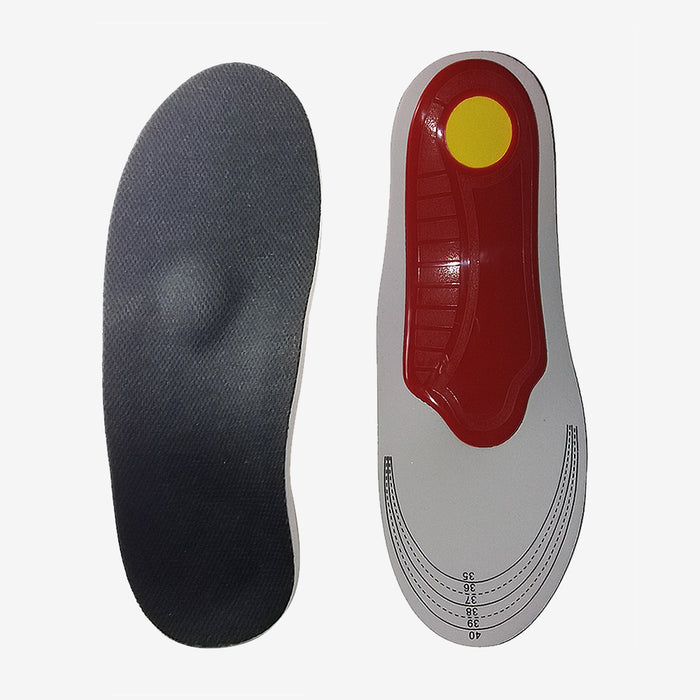 SoleRelief Trimmable Plantar Fasciitis Insoles