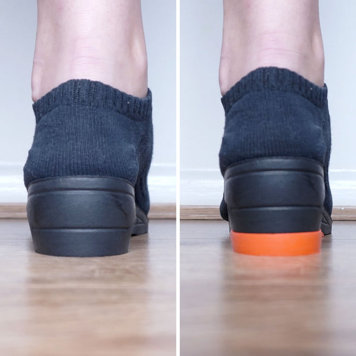 SoleRelief 2-Layer Height Increase Insoles - Back