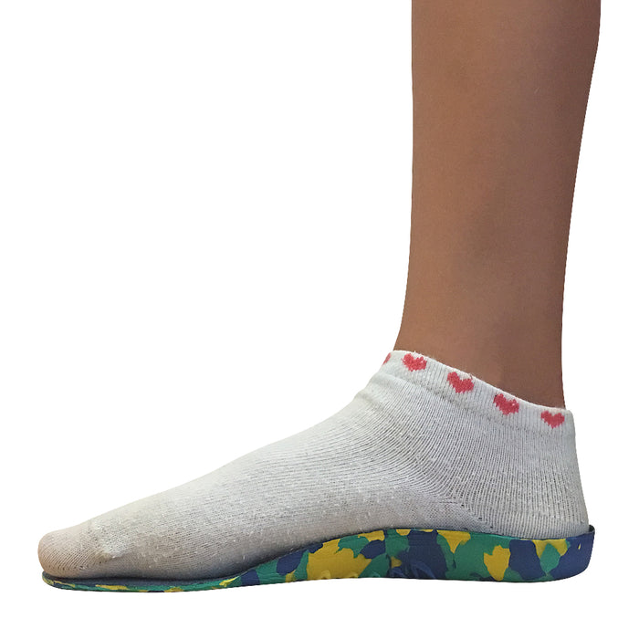 SoleRelief Childrens Flat Feet Insoles