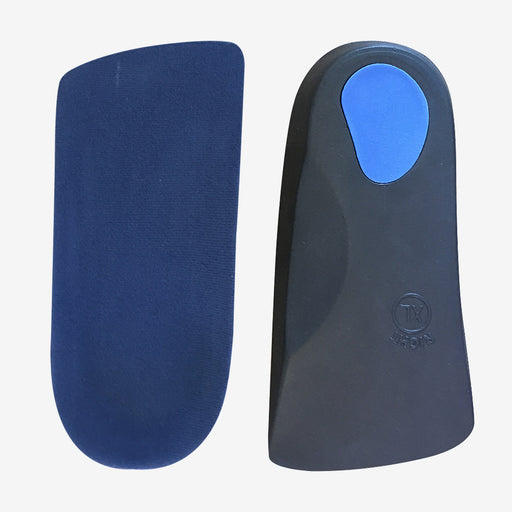 SoleRelief Flat Feet Half Insoles