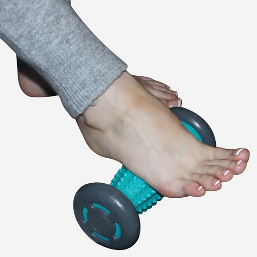 Travel Revive Foot Roller Massager - Turquoise