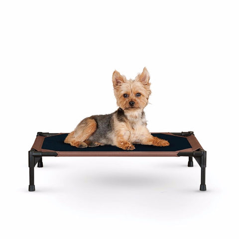 Original Pet Cot Chocolate/Mesh-Cave Room Furniture