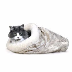 Kitty Crinkle Sack-Cave Room Furniture