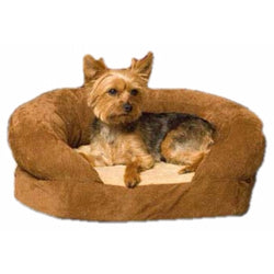 Orthopedic Bolster Sleeper- Dog or Cat Bed