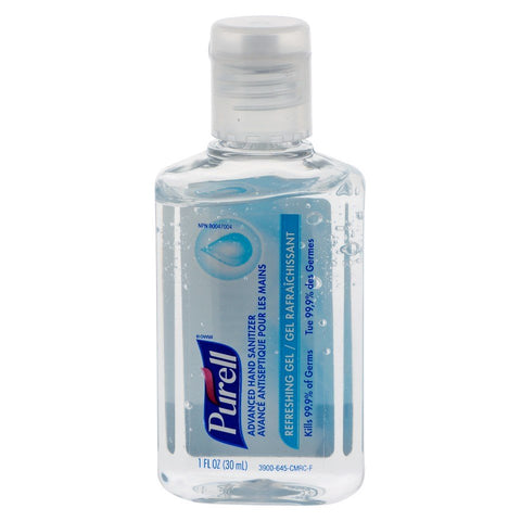 Purell Hand Sanitizer, 30ml