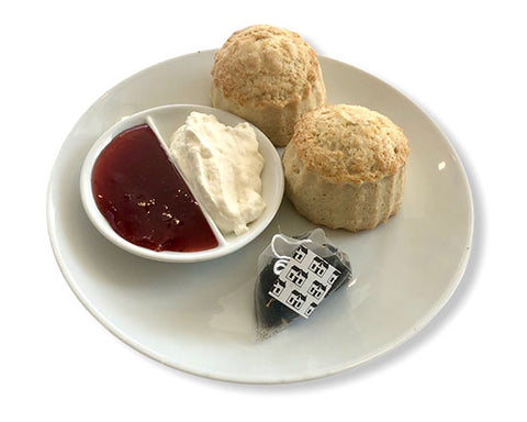 Cream Tea Takeaway