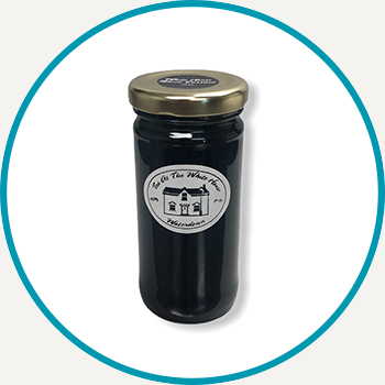 Black Currant Jam (125ml)