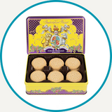 Buckingham Palace Finest Shortbread Biscuit Tin