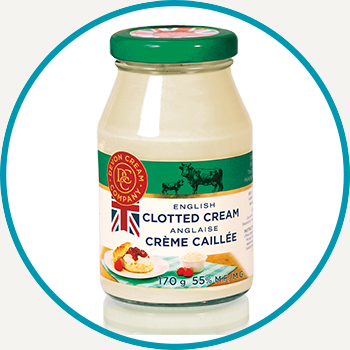 English Clotted Cream