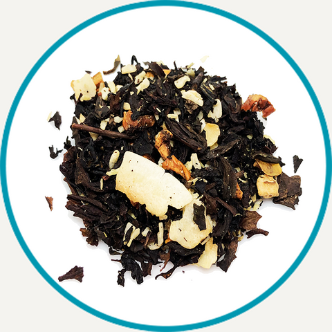 Coconut Crunch Oolong
