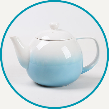 Blue Dawn Teapot