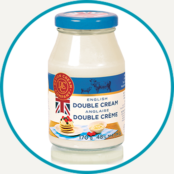English Double Cream