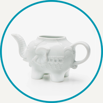 Elephant Milk Jug