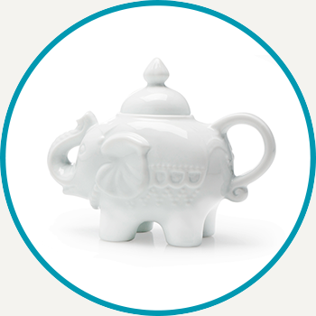 Elephant Sugar Pot