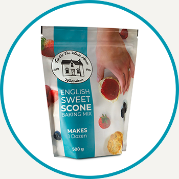 English Sweet Scone Baking Mix