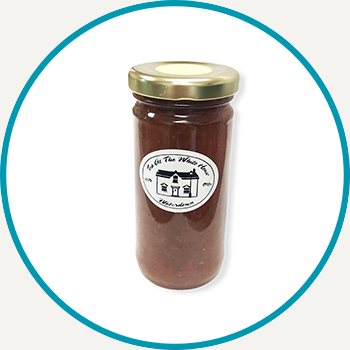 Gooseberry Jam (125ml)