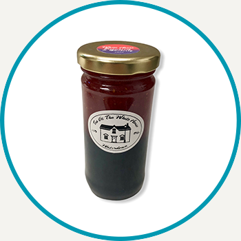 Strawberry / Blueberry Layered Jam (125ml)