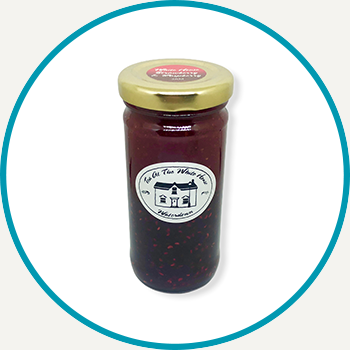 Strawberry / Raspberry Layered Jam (125ml)