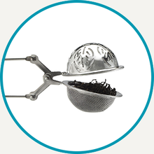 Load image into Gallery viewer, Leaf Tea Infuser Tongs