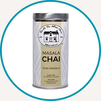 Masala Chai Rainbow Tin (15 Tea Bags)