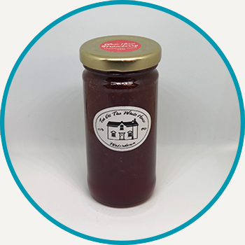 Sparkling Strawberry Jam (125ml)