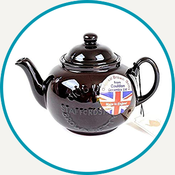 Brown Betty Embossed Logo Teapot (4 Cup)