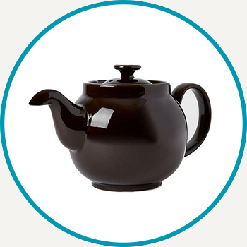 Re-Engineered Brown Betty Teapot (4 Cup)