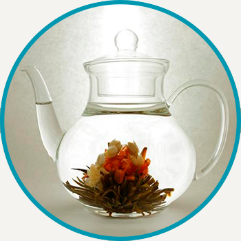Glass Teapot (1200ml)