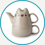 Pusheen Tea For One