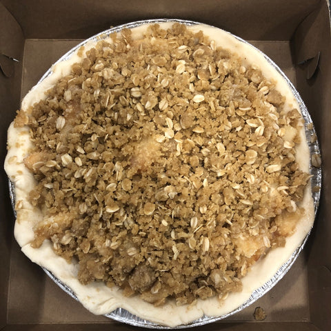 Pie In The Sky - Apple Crumble Pie