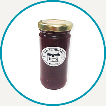 Vanilla Berry Jam (125ml)