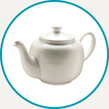 White House Teapot