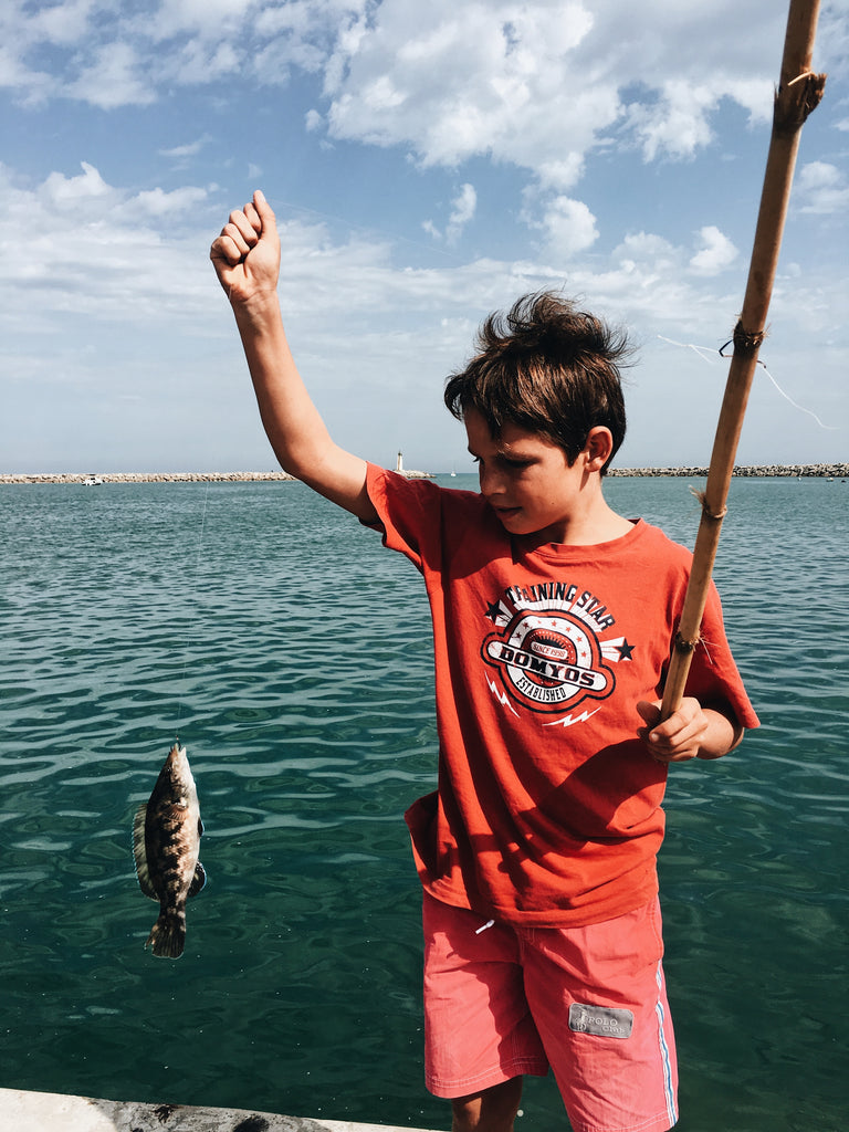 Taking Your Kids For Fishing for the First Time? Here is How to Choose The Right Type of Fishing Gear for your Kids