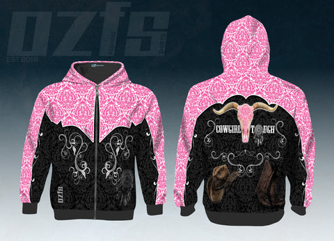Cowgirl Tough Hoodies -PRE ORDER
