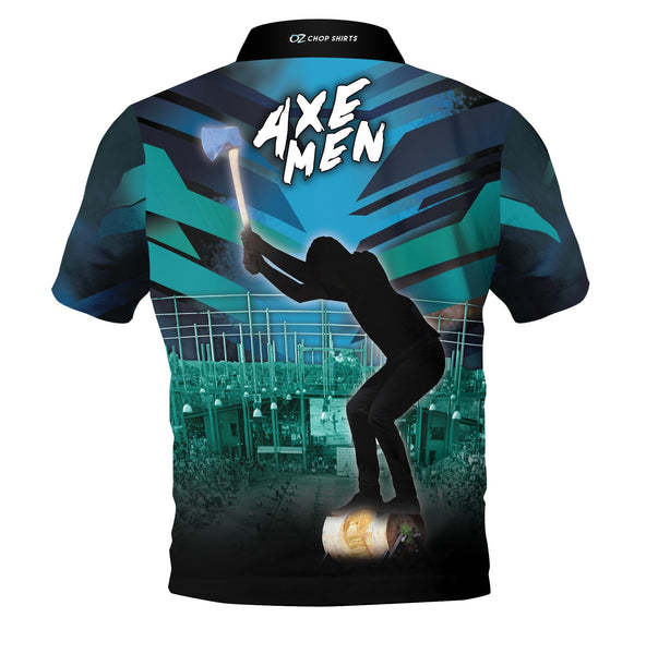 AXEmen 2021 -Fishing shirt -Quick dry - Uv rated