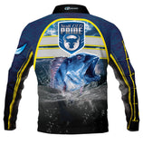Far North Qld Pride - Fishing shirt - quick dry - UV rated