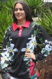 Tropical Queen -Fishing shirt -quick dry - uv rated