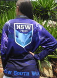 Kids Wear NSW Proud Fishing  -Fishing shirt -Quick dry - Uv rated