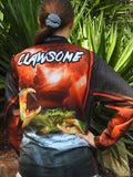 Mudcrab Clawsome - Fishing shirt -Quick dry - Uv rated