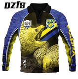 Parra Eels - Fishing shirt - Quick dry - UV rated