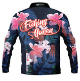 Fishing Queen - Fishing shirt - quick dry - UV rated