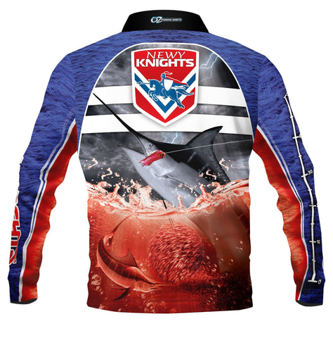 Knights - Fishing shirt - Quick dry - UV rated