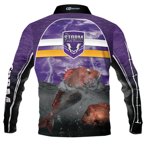 Storm - Fishing shirt - Quick dry - UV rated