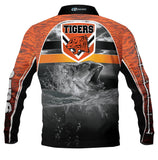 Tigers  -Fishing shirt -Quick dry - Uv rated