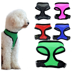 Adjustable Breathable Doggie Harness