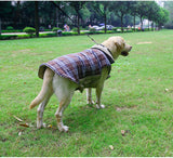 Amstergear Waterproof Reversible Dog Jacket