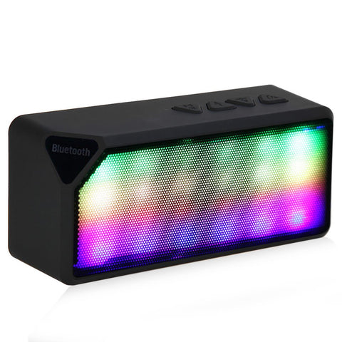 High Quality Mini Wireless LED Speaker