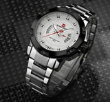 Mens Luxury Military Outdoor Watch