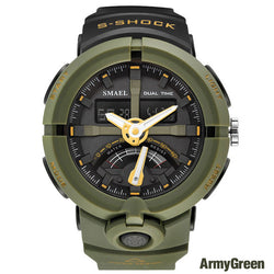 "The ""Dominator"" Military Outdoor Watch"