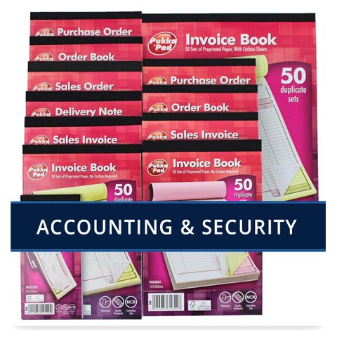 Accounting Books